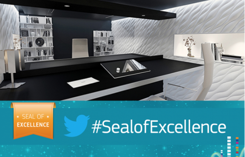 Q-room seal of excellence